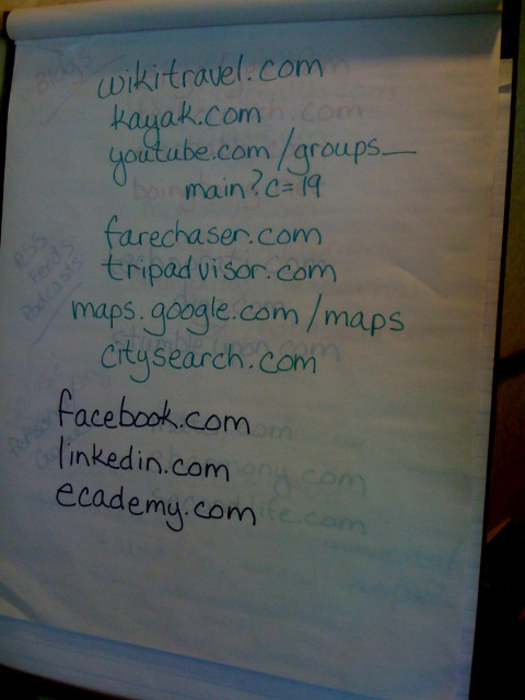 Web 2.0 web links